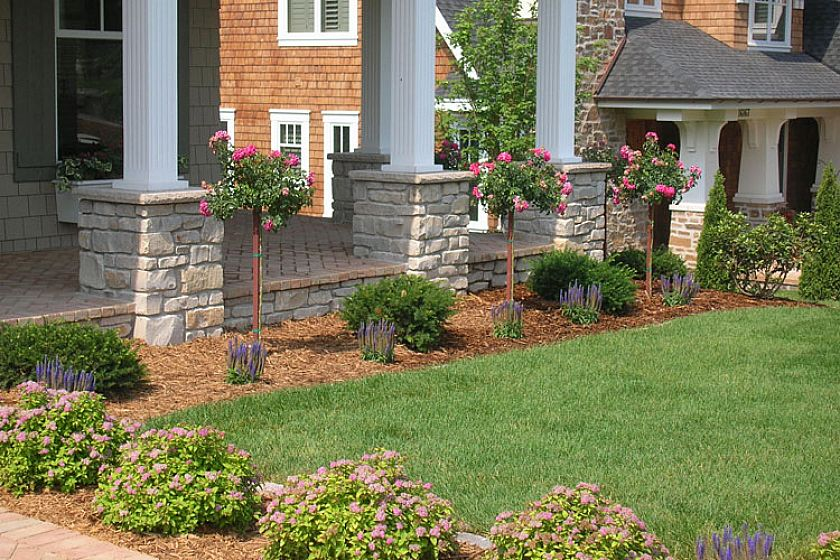 Dunwoody landscaping project